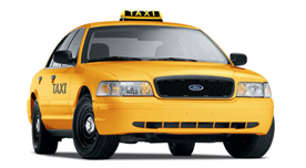 Taxi Yellow Cab Service