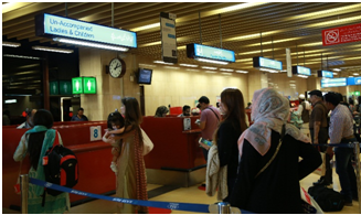 Immigration Clearance